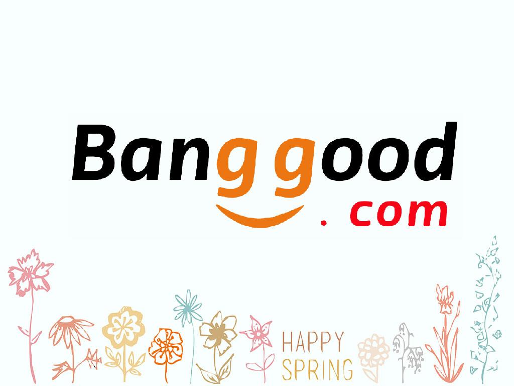 Primavera com Banggood