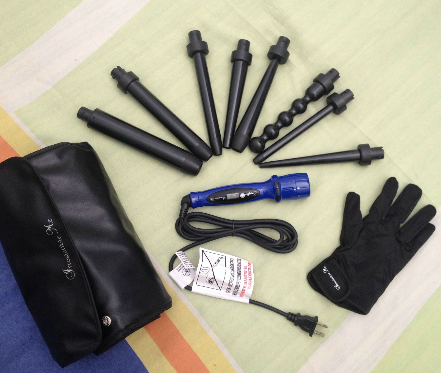 Sapphire 8 in 1 Curler Irresistible Me