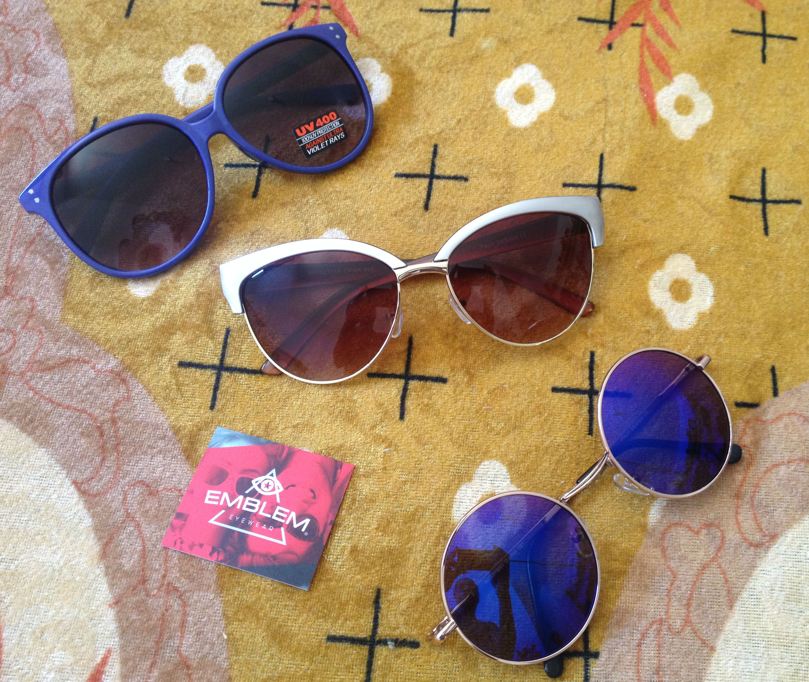 Emblem Eyewear | Sunglasses
