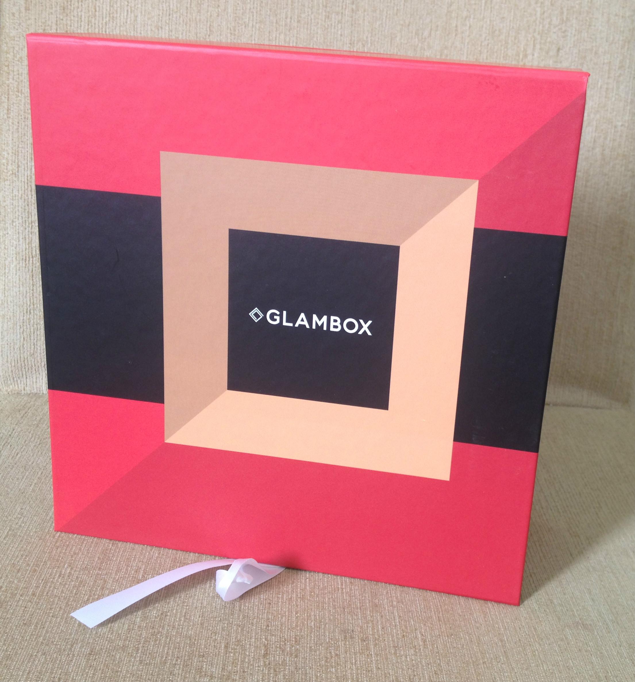 Glambox de dezembro