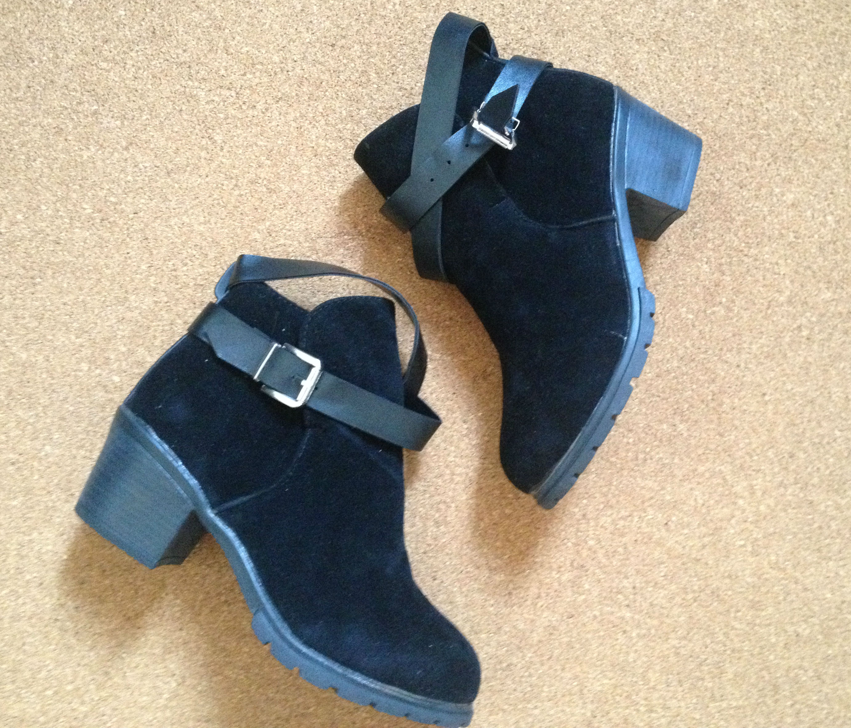 Ankle Boot TomTop