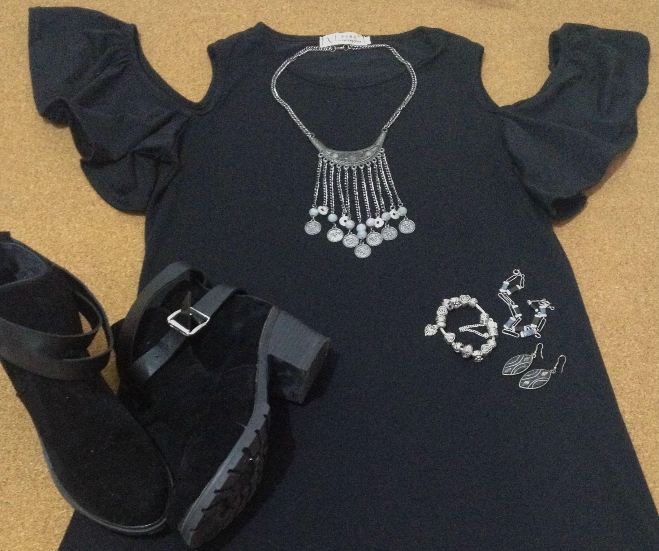 Dresslink| Look Total Black