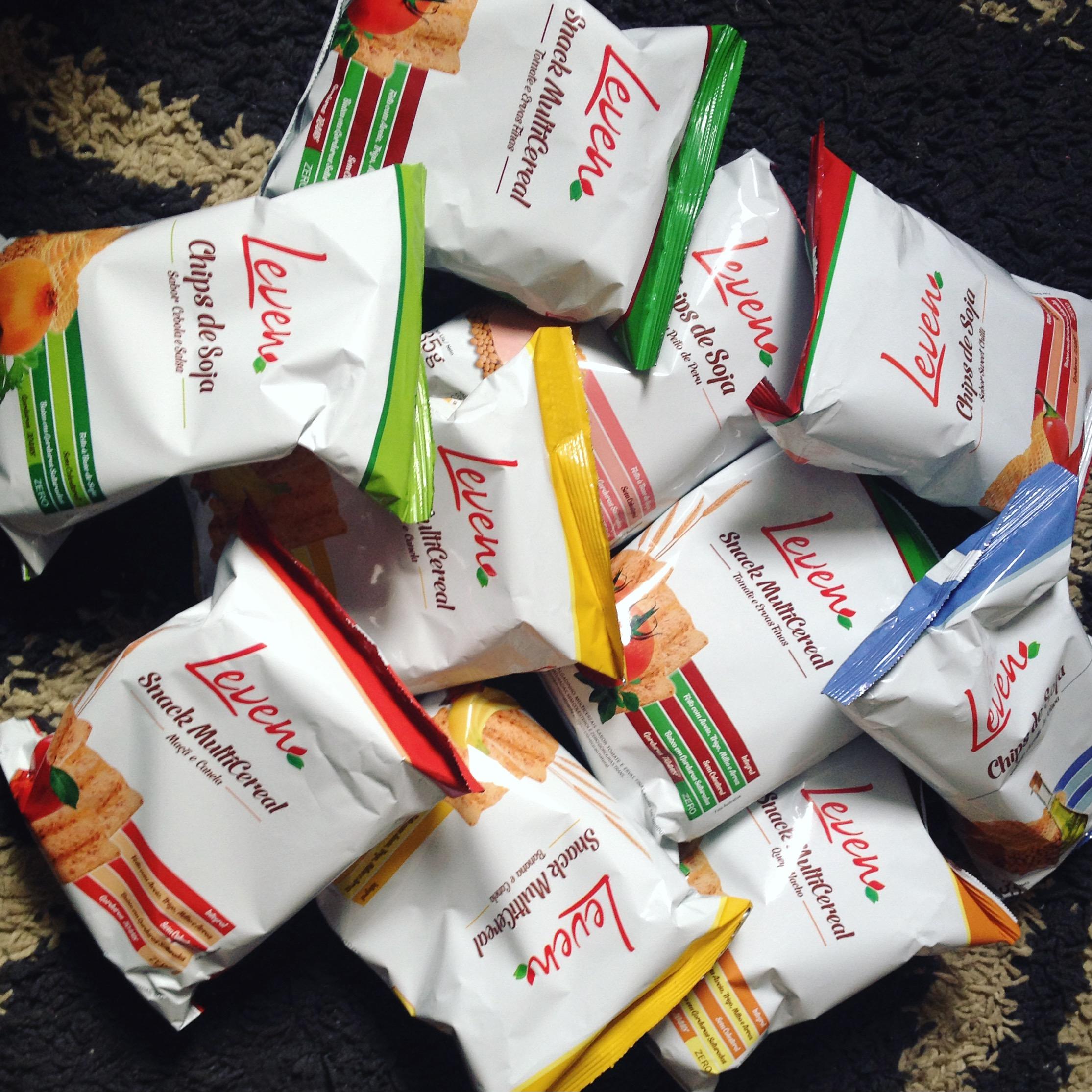 Snacks Leven Inspire Sabor