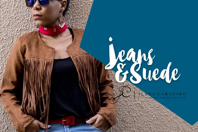 Rosegal | Look jeans e suede