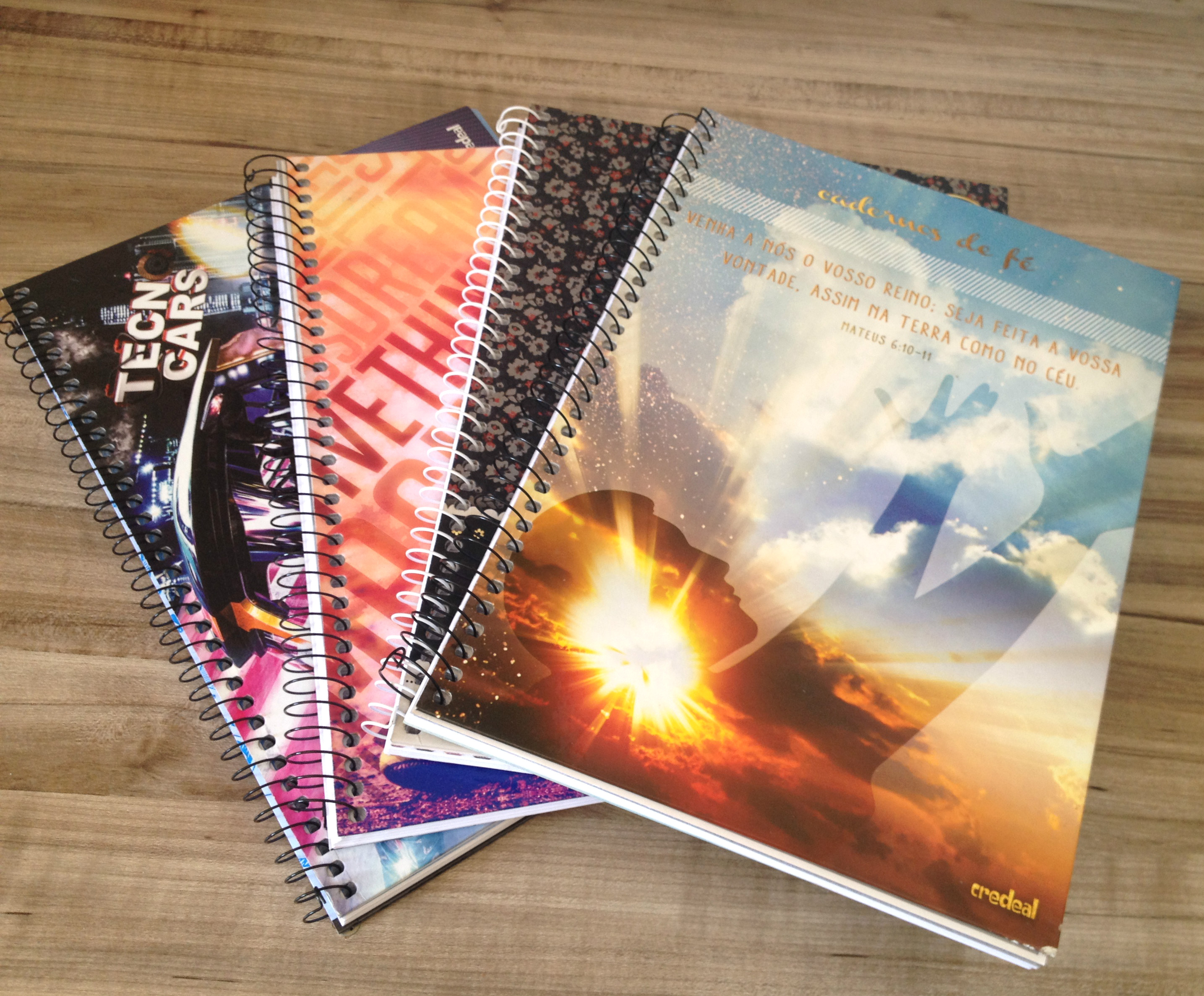Cadernos Credeal