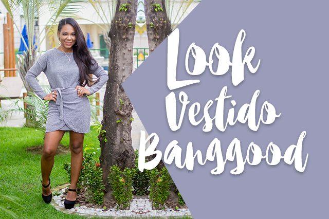 Porque vestido sempre cai bem | Banggood