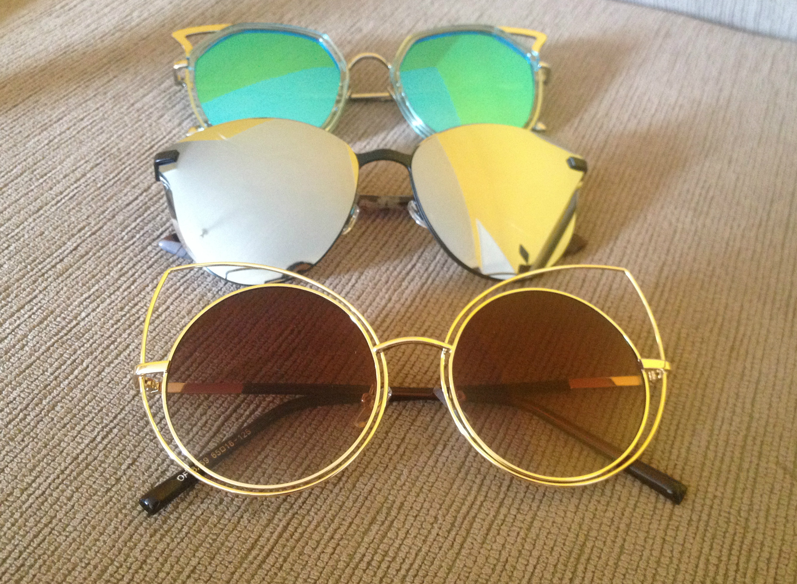 Seasun Club | Óculos modelo gatinho Trend verão 2017