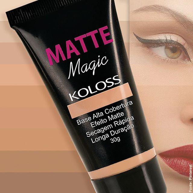 Base Magic Koloss Makeup