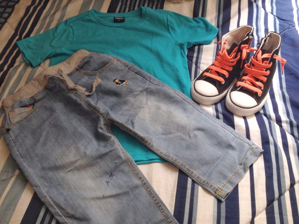 Look do dia | Camiseta e jeans