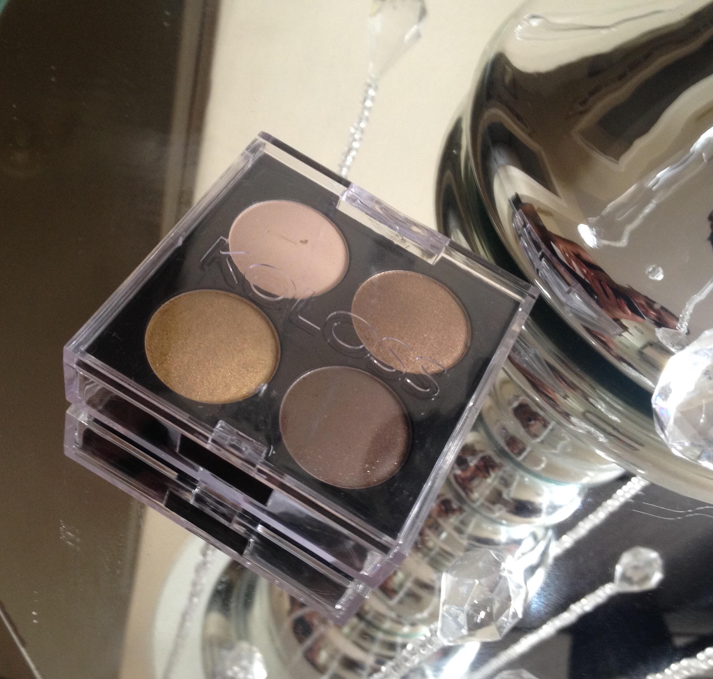 Sombras Koloss Makeup