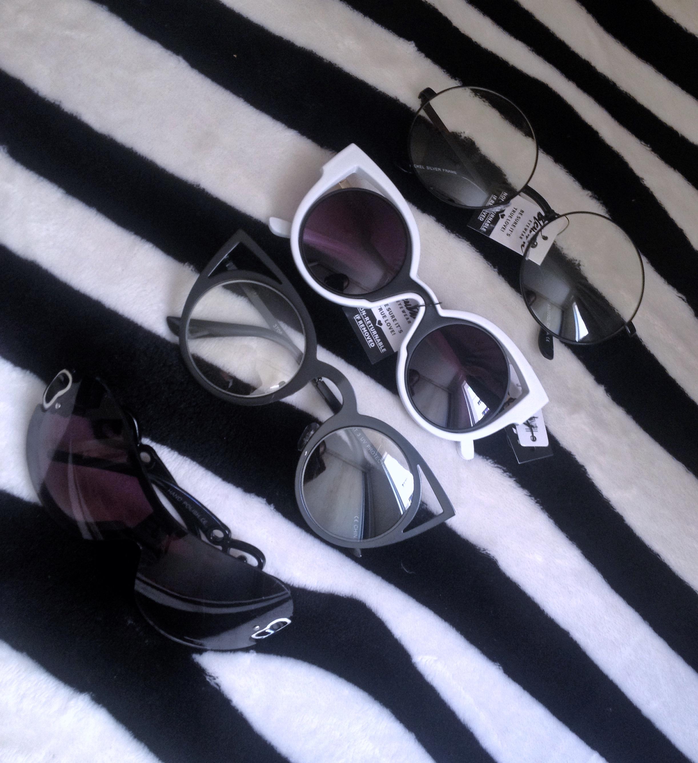 Meus óculos Bleudame