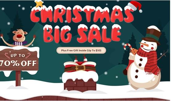 Rosegal Santa's Stuck! Help!
