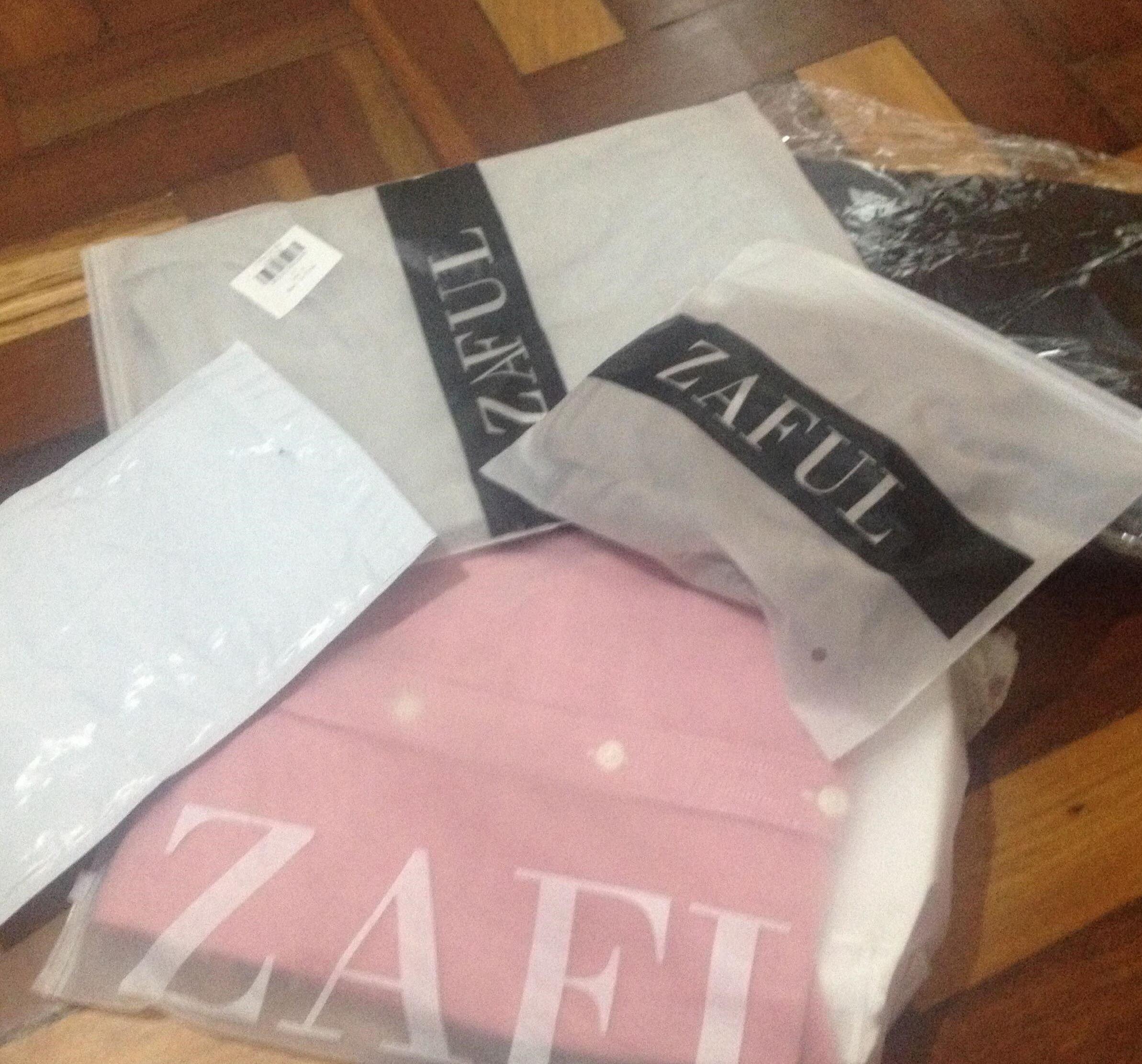 Zaful | Chegou roupa nova