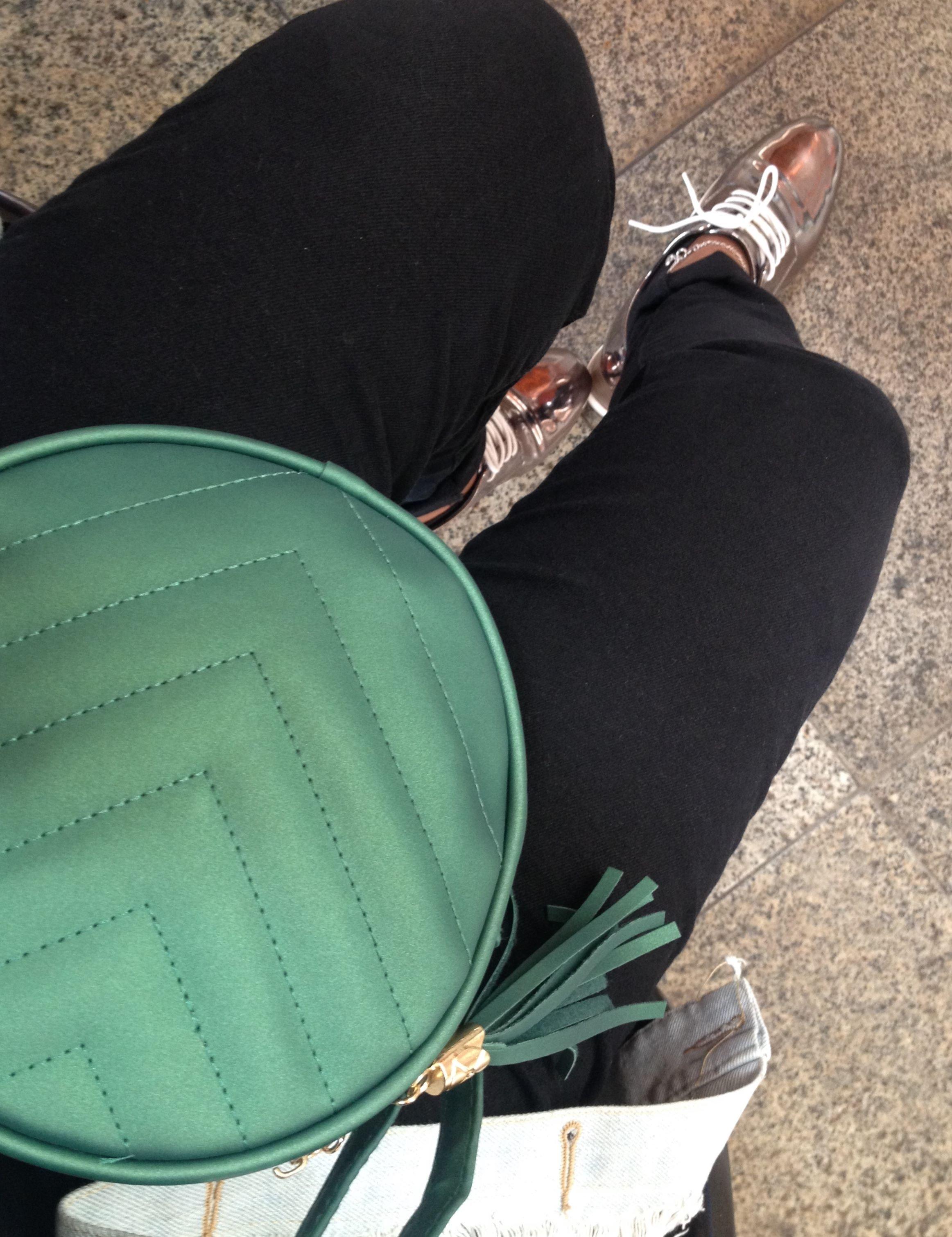 Maxi colete jeans | Aquele look