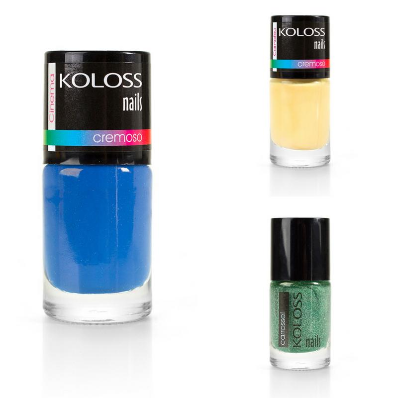 Koloss | Verde e Amarelo: no coração, na make e nas unhas