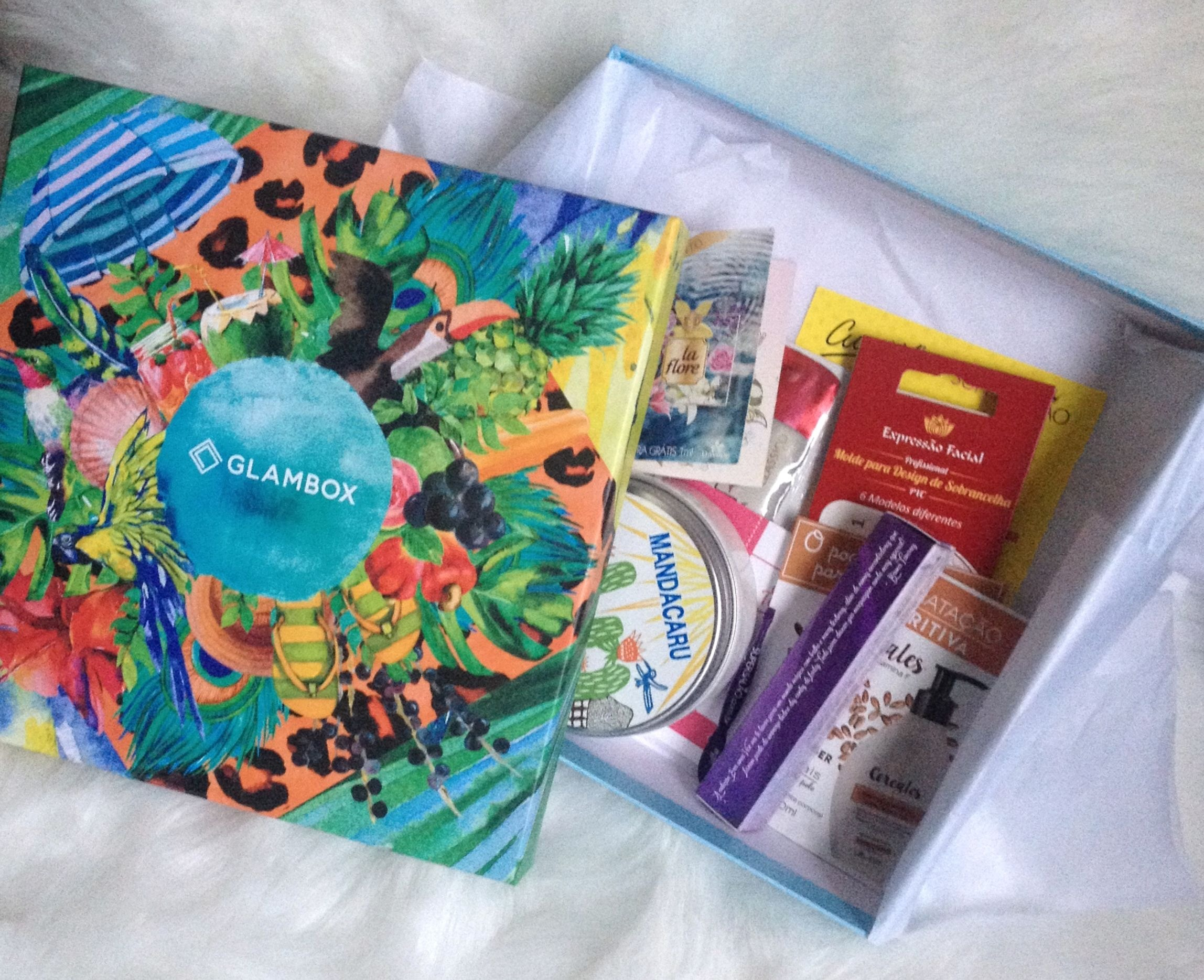Glambox Brasil | Edição Que bonito é