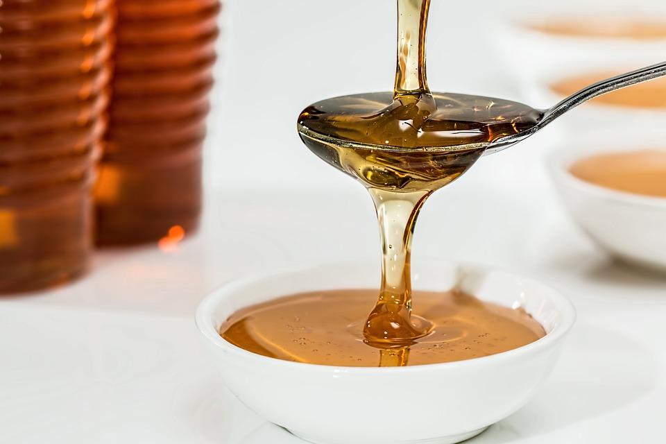 Granola e mel para acabar com os pelos encravados