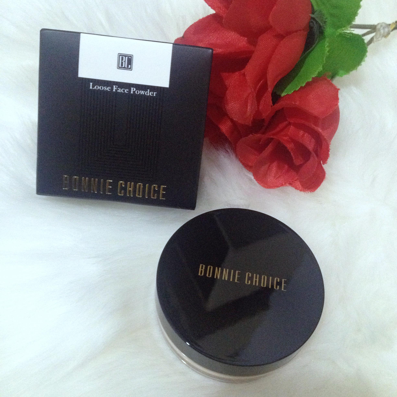 Pó solto e Corretivo Bonnie Choice | Born Pretty Store