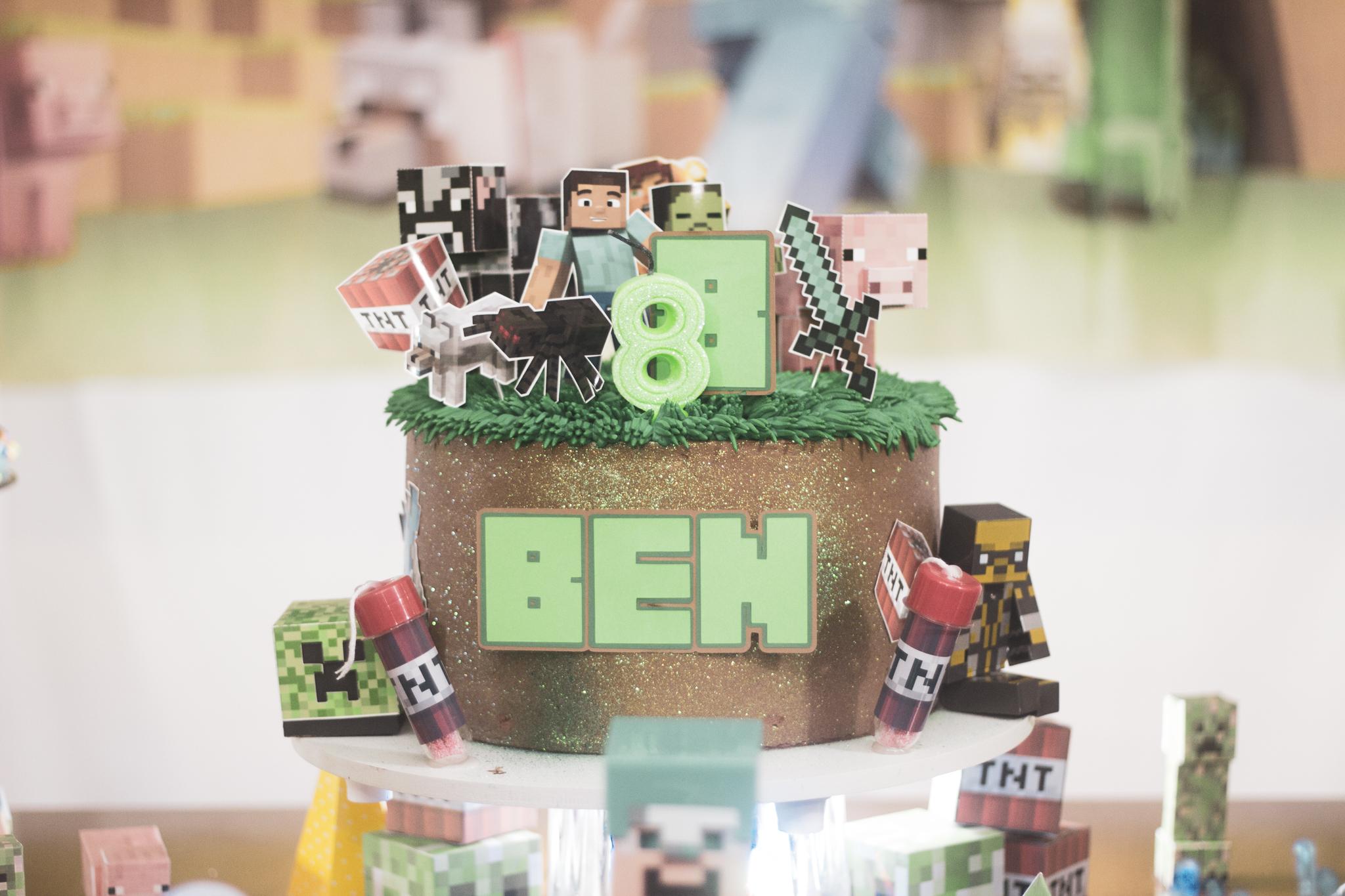 #Benfezoito   Aniversário do Ben