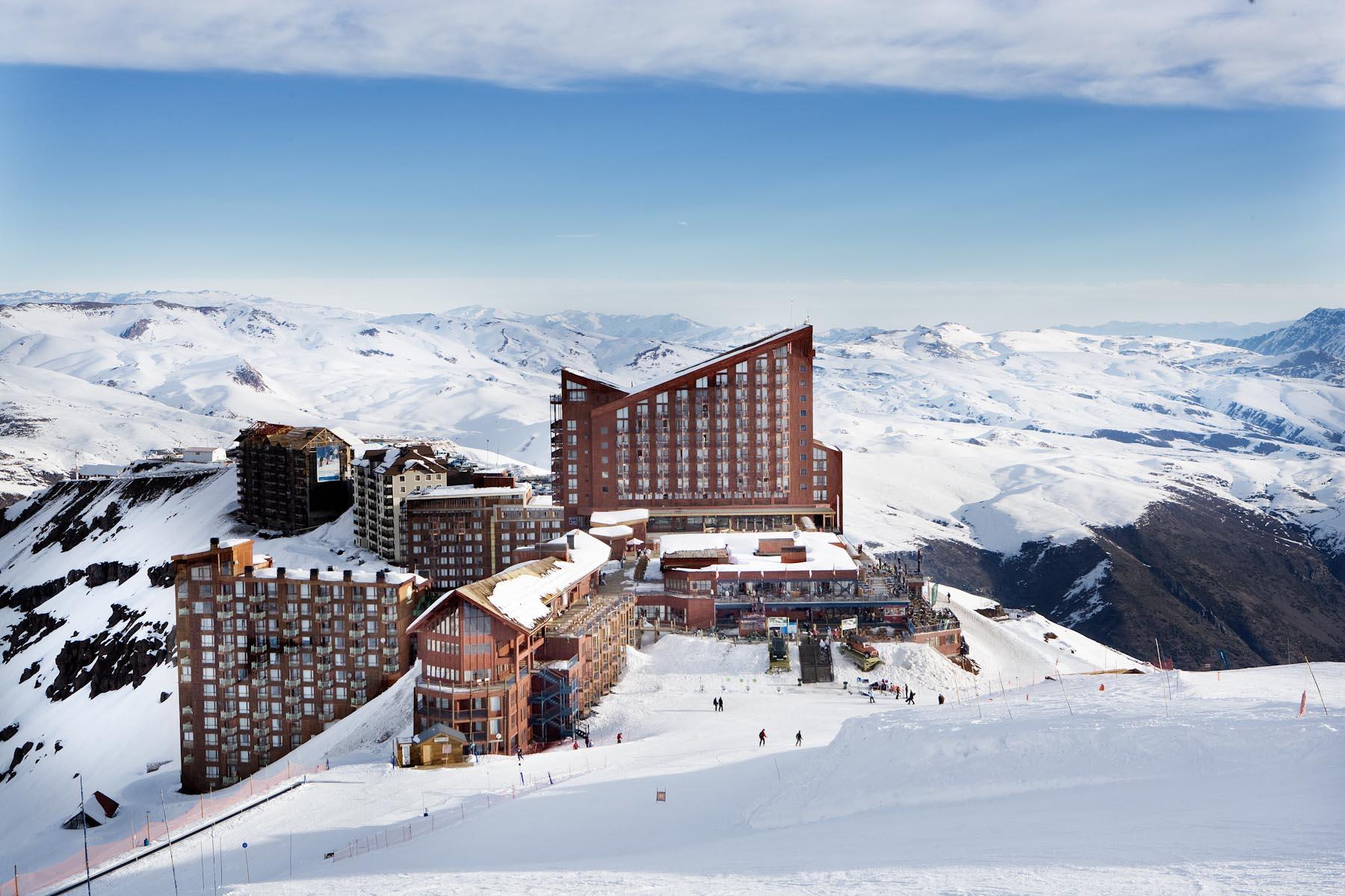 Chile | Valle Nevado
