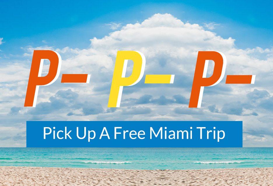 Dresslily | Pick Up a free Miami Trip