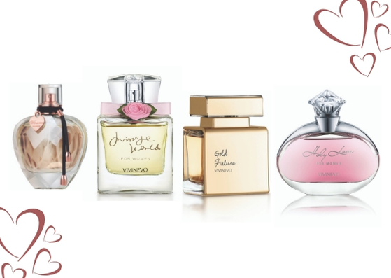 Vivinevo | O perfume ideal para cada noiva