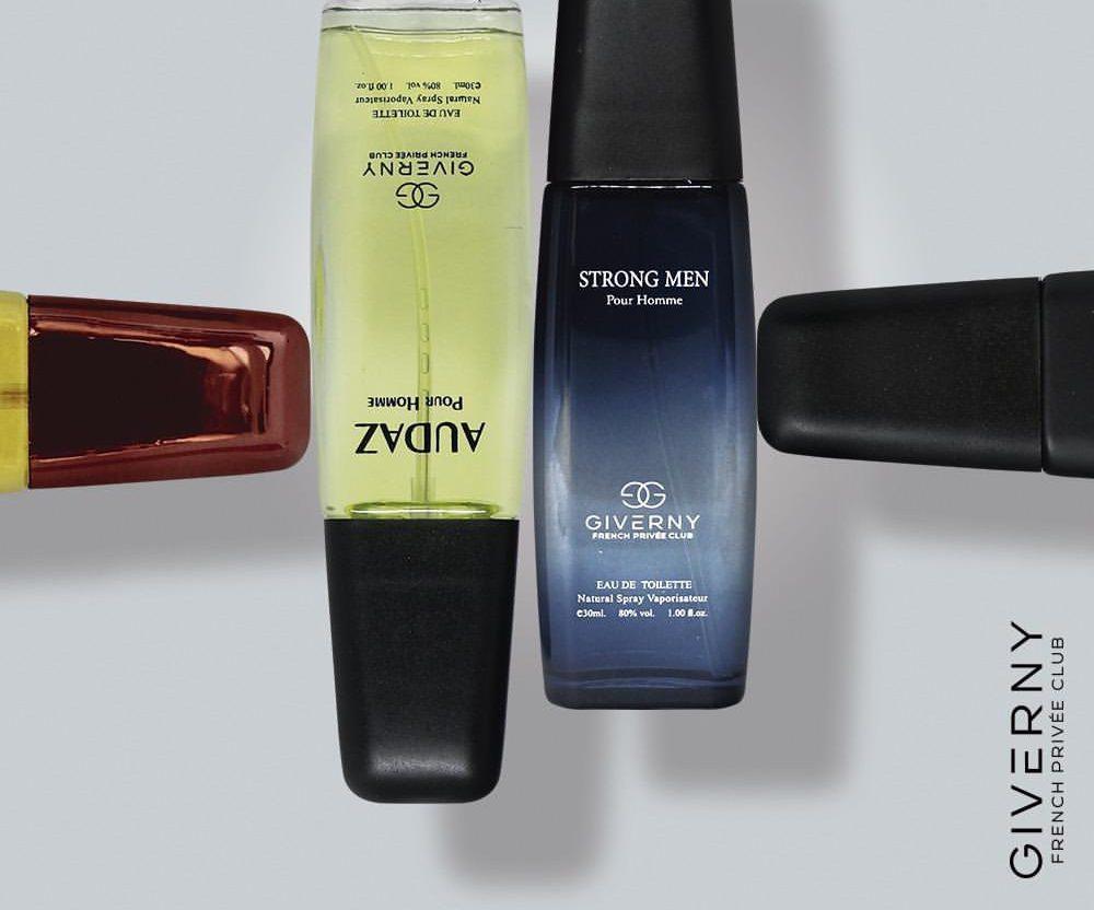Giverny | Uma fragrância para cada estilo de pai