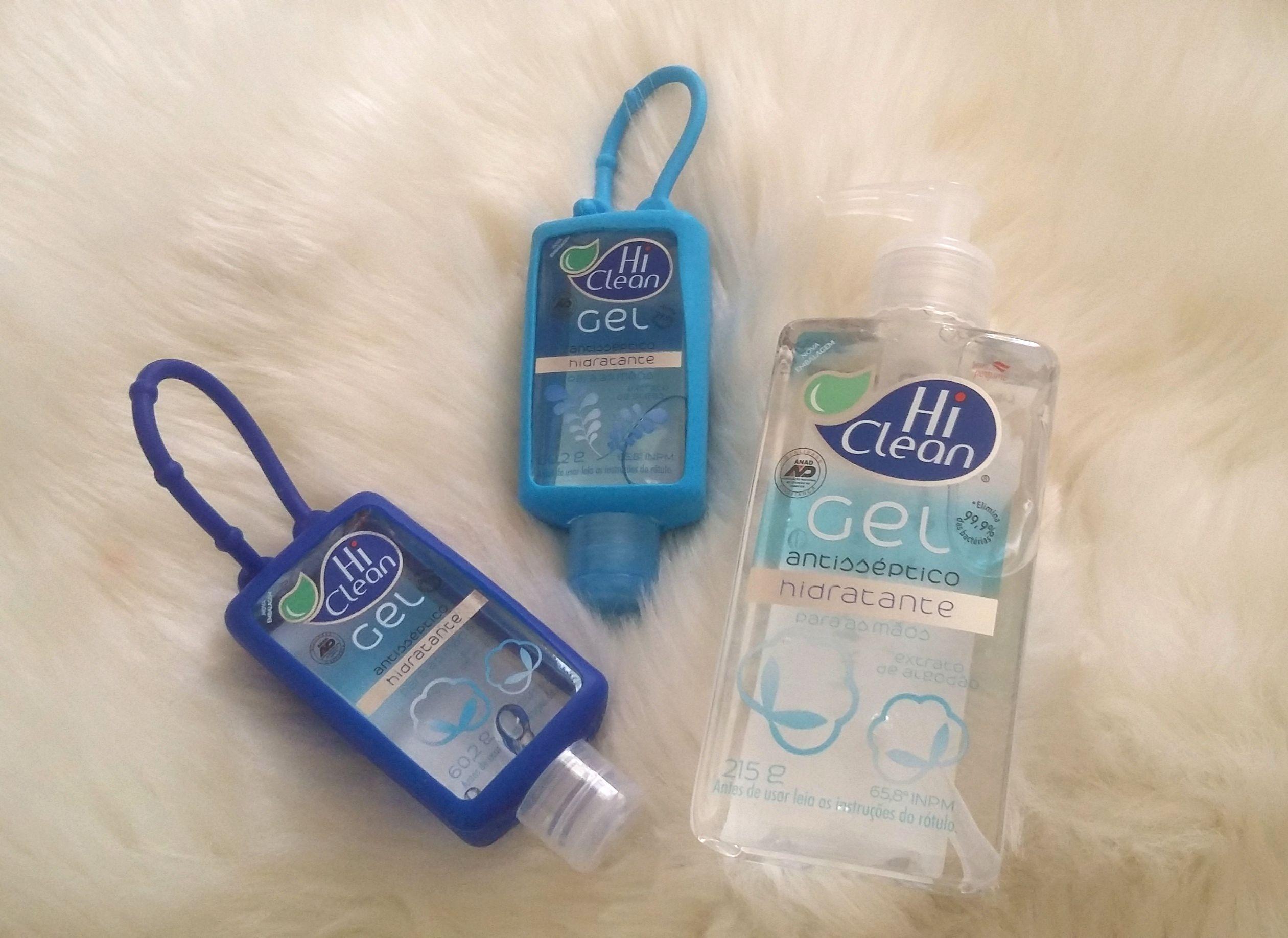 HI CLEAN gel antisséptico