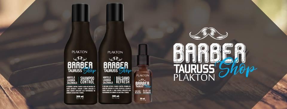 Plakton Cosméticos | Tauruss Barber Shop