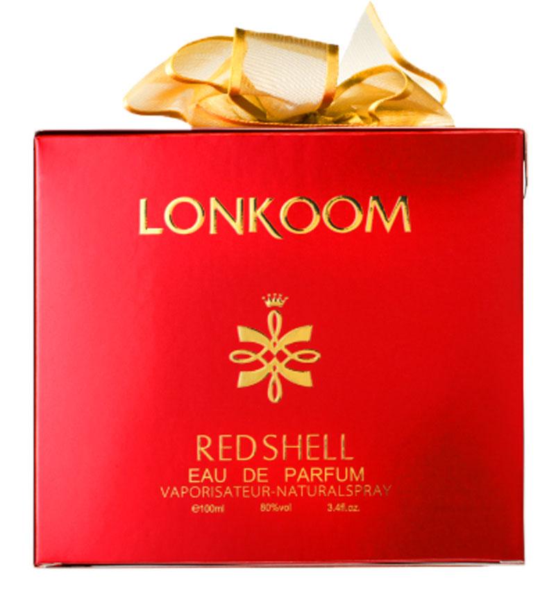 Red Shell | Lonkoom Parfum