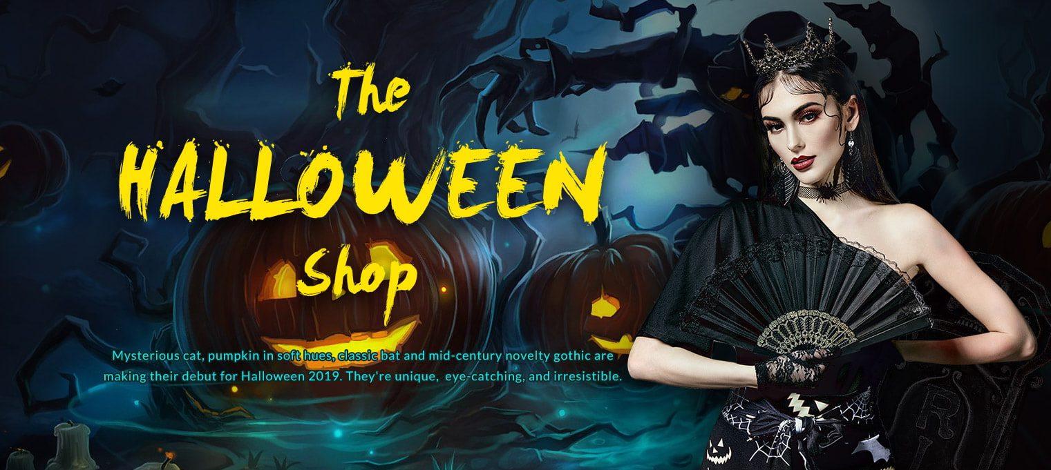 Dresslily   Ofertas de Halloween