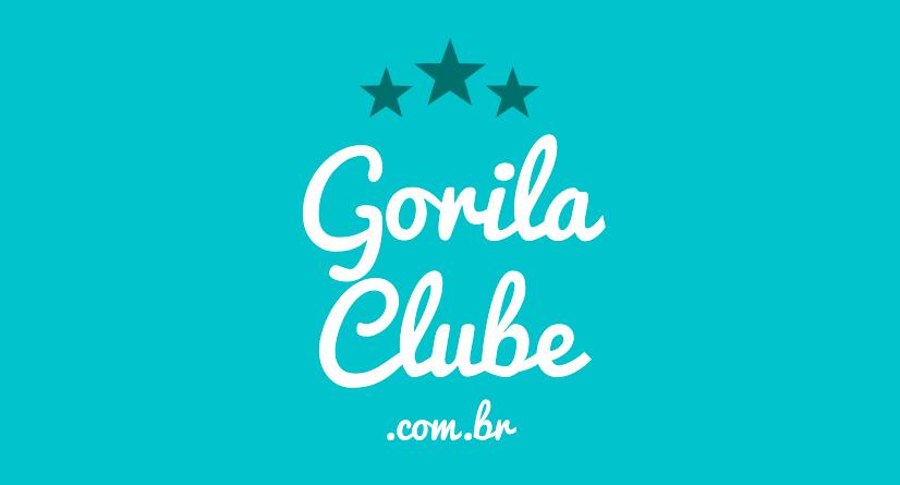 Gorila clube | Produtos Criativos