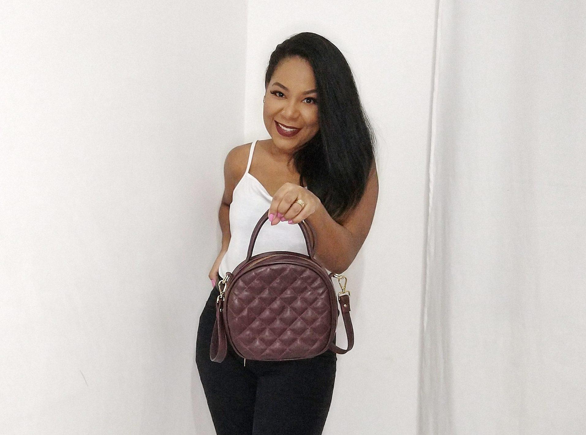 Look P&B com bolsa Kloss bags
