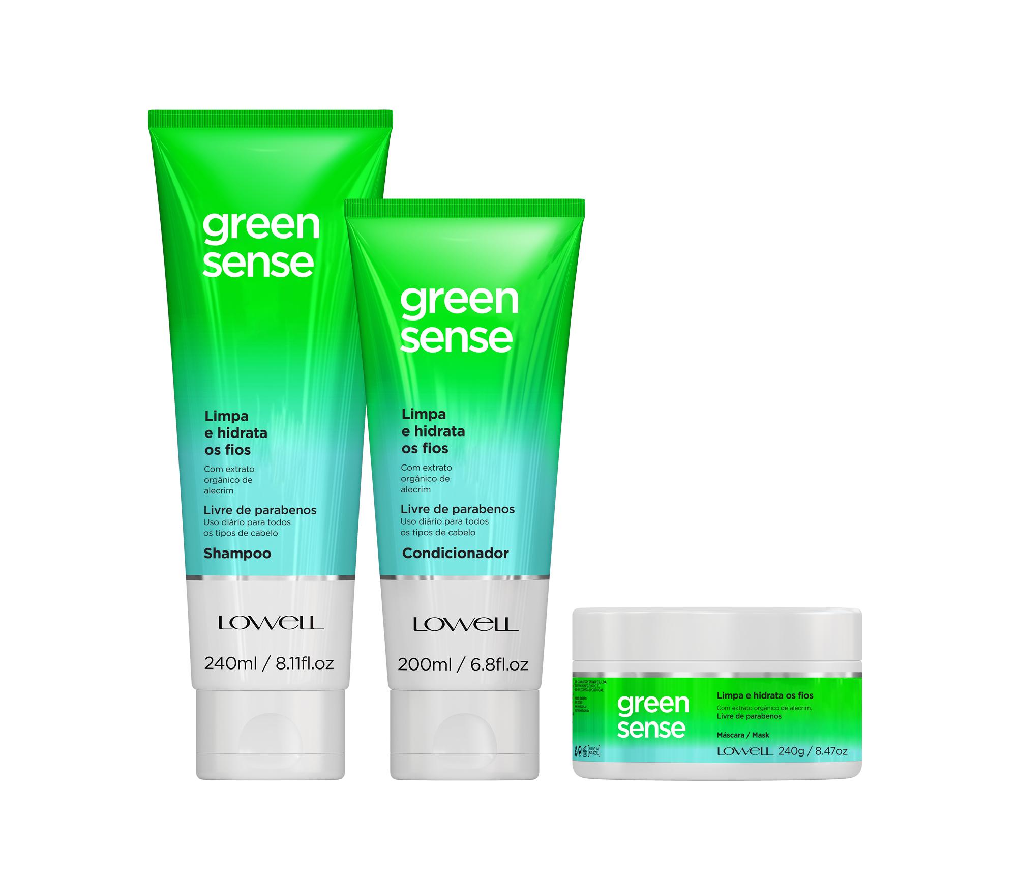 Lowell Green Sense