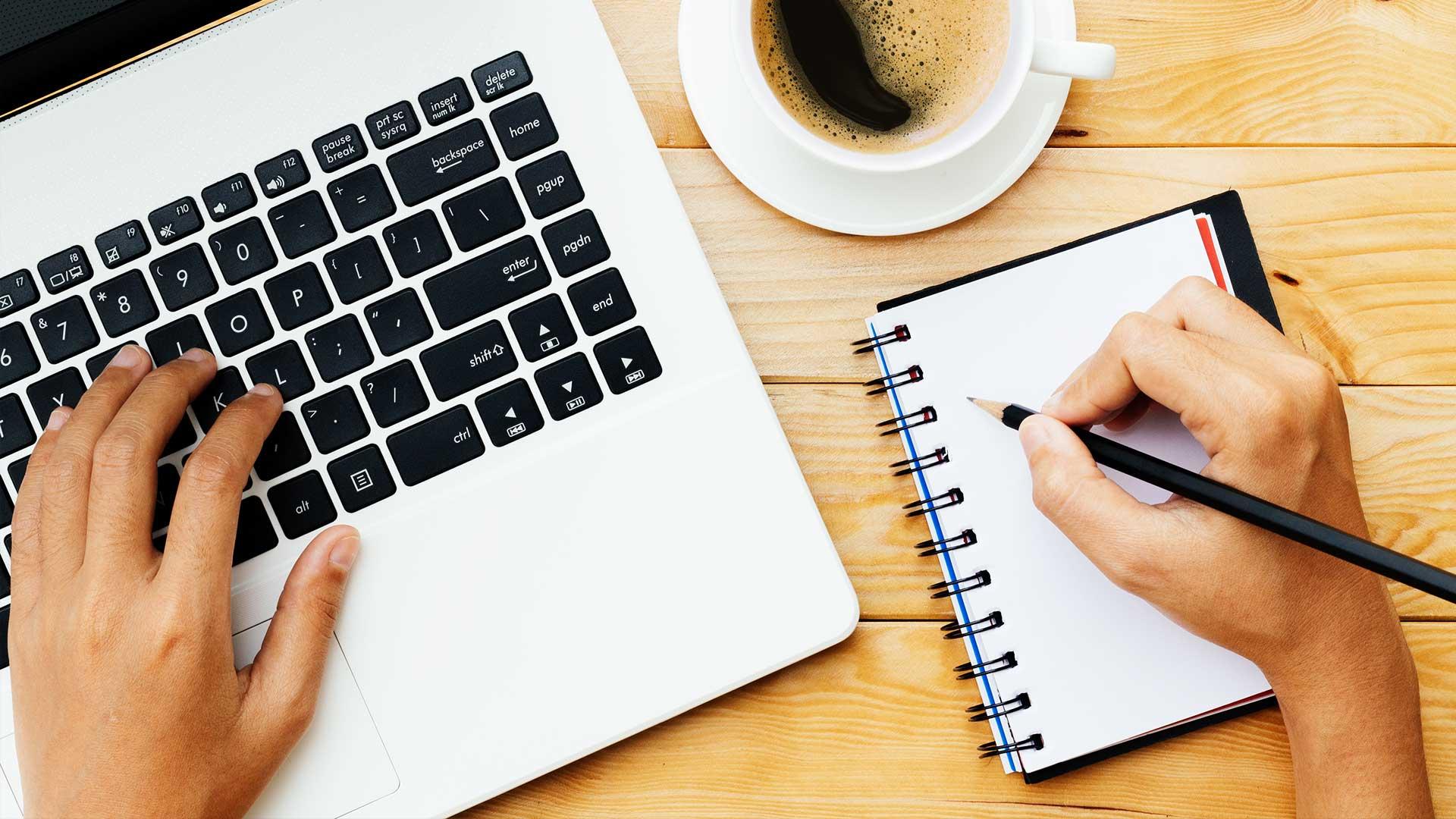 5 dicas para escrever criativamente
