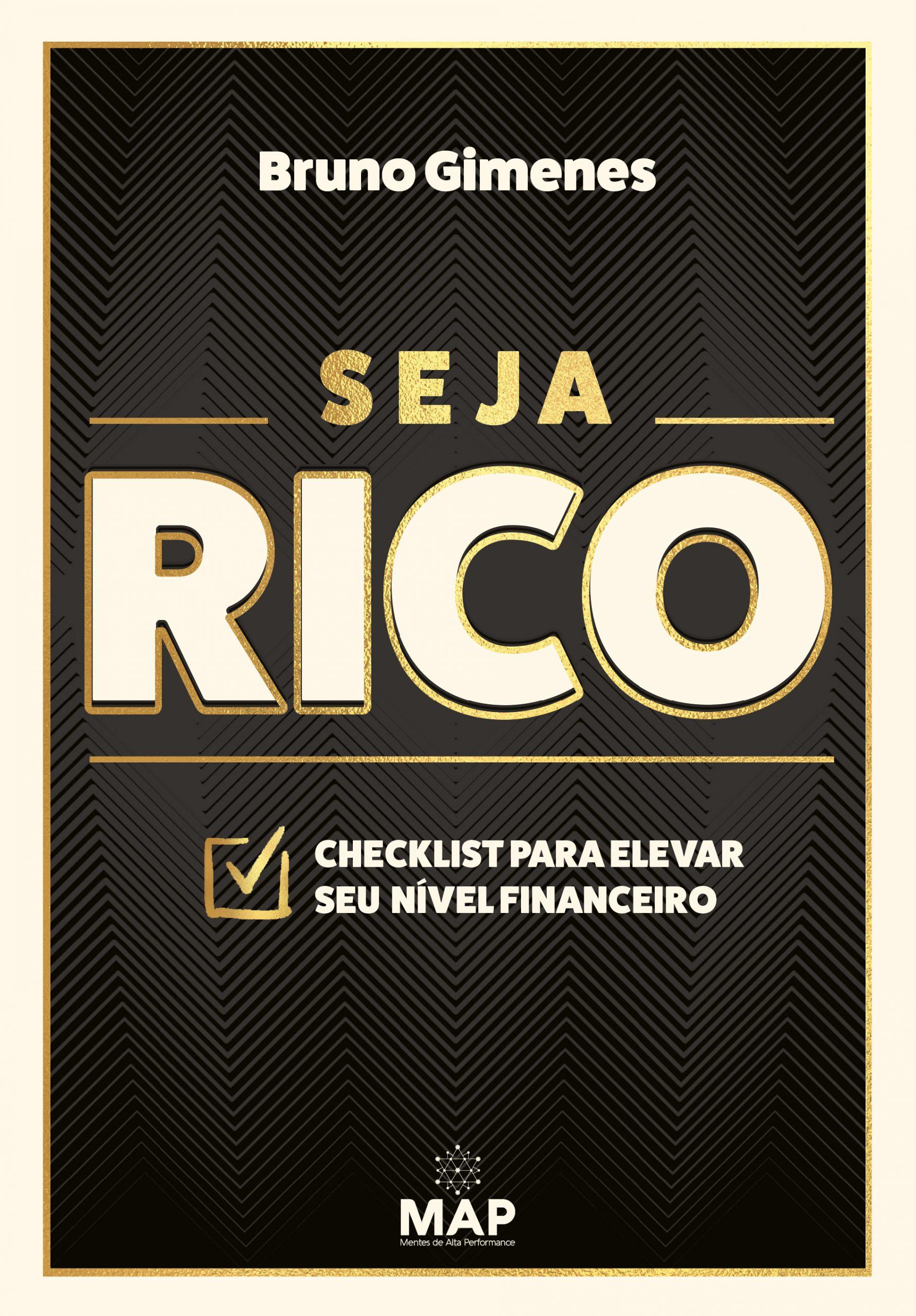 Existe checklist para ficar rico?