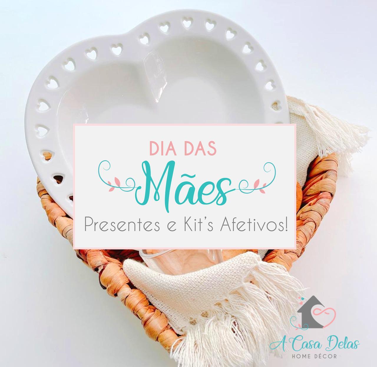 """DIA DAS MÃES: A Casa Delas Home Décor lança """"kits afetivos"""""""