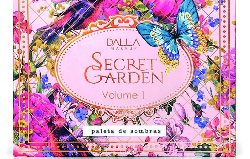 Dalla   Coleção secret Garden