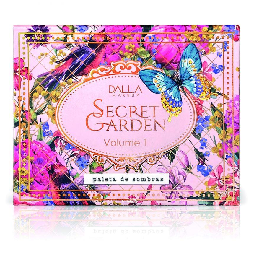 Dalla | Coleção secret Garden