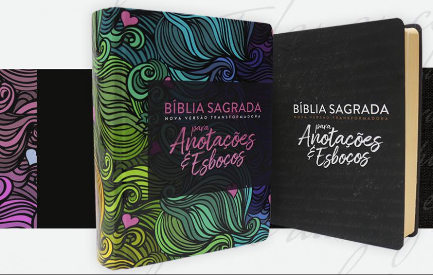 Bible Journaling: novo método de leitura bíblica
