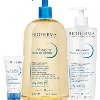 Bioderma | 365 dias livre de pele seca com Atoderm