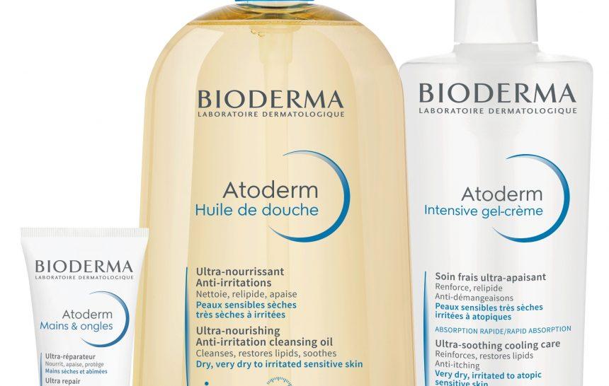 Bioderma   365 dias livre de pele seca com Atoderm