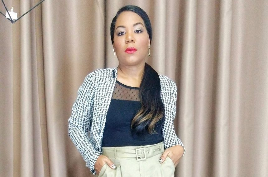 Look com Casaco Tweed by Quintess
