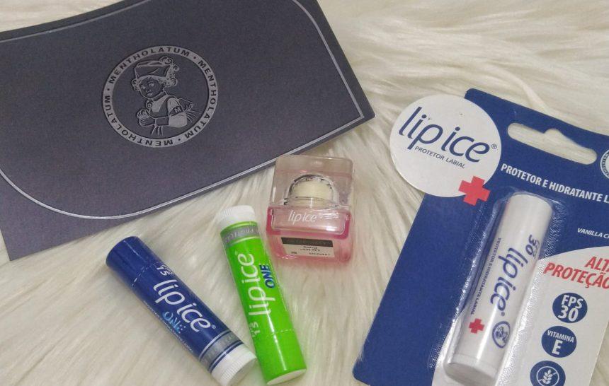 Lipe ice | Protetores labiais